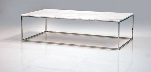 Kube Rectangular Coffee Table - Mobital