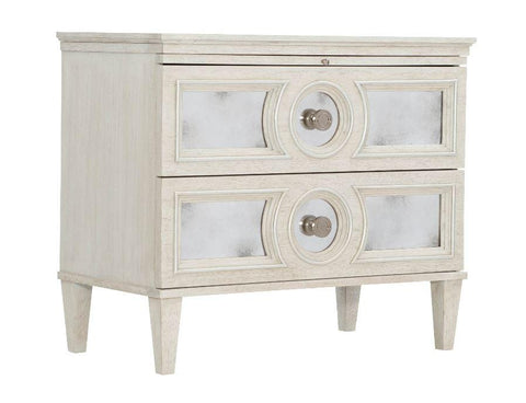 Allure Two-Door Bachelor's Chest - Bernhardt Furniture