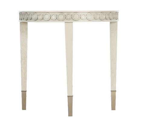 Allure Round Chairside Table - Bernhardt Furniture