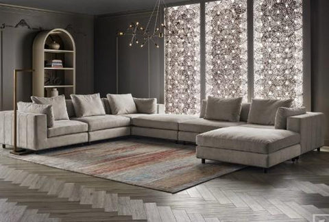 Andorra Sectional - Universal Furniture