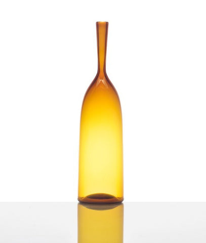 Small Angelic Bottle, Amber - Joe Cariati