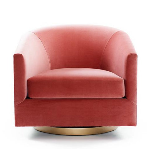 Anna Swivel Chairs - James by Jimmy Delaurentis