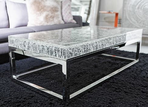 Arctic Cocktail Table - Bernhardt Interiors