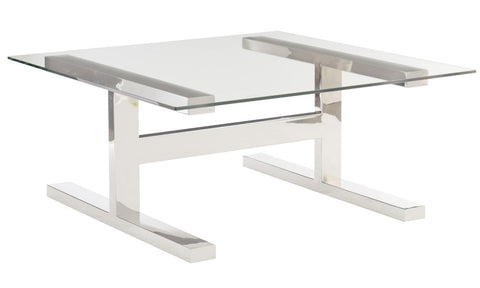 Aria Square Cocktail Table - Bernhardt Furniture