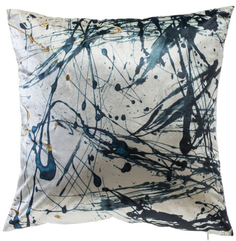 Arles Velvet Pillow - Cloud 9