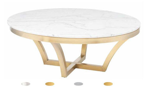 Aurora Coffee Table - Nuevo
