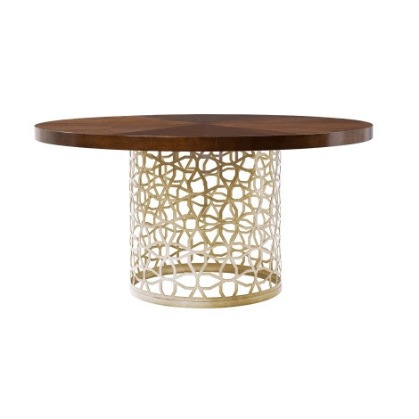 Arquette Dining Table Java Top - Belle Meade Signature   Luxe Home