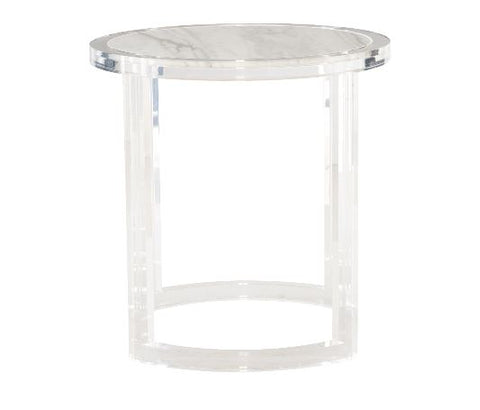 Astra End Table - Bernhardt Interiors