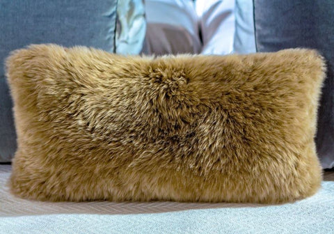 Long Wool Vole Pillow 11