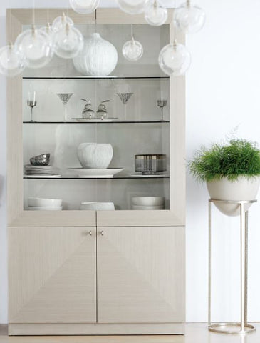 Axiom Display Cabinet - Bernhardt Furniture