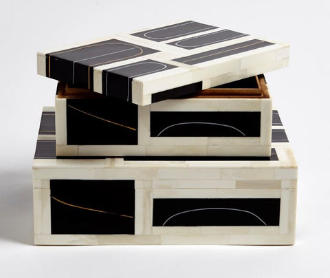 Brass Loop Box - Global Views