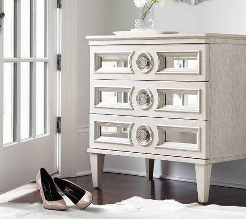 Allure Three-Drawer Bachelor's Chest - Bernhardt