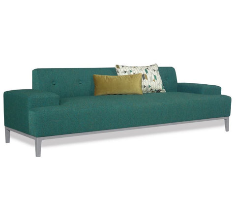 Basalto Low Arm Sofa - Lazar