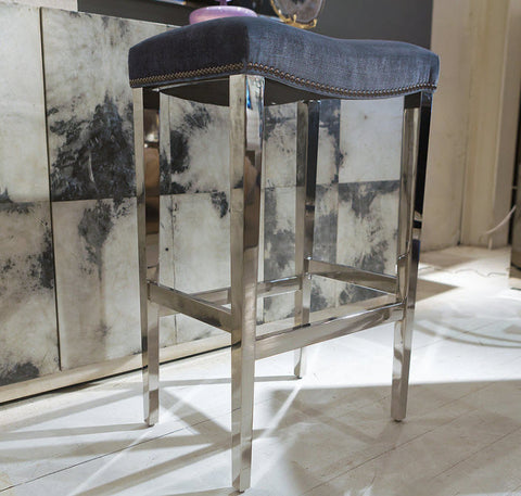 Thorpe Bar Stool - Bernhardt Interiors