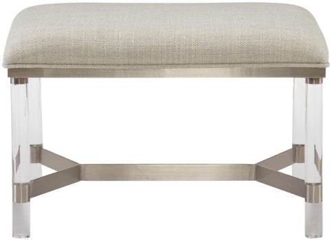 Cadiz Leather Bench - Bernhardt Interiors
