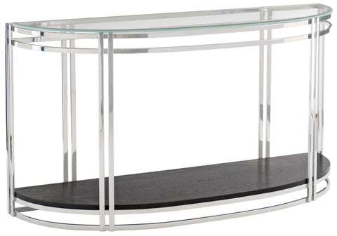 Caden Demilune Console Table - Bernhardt Furniture