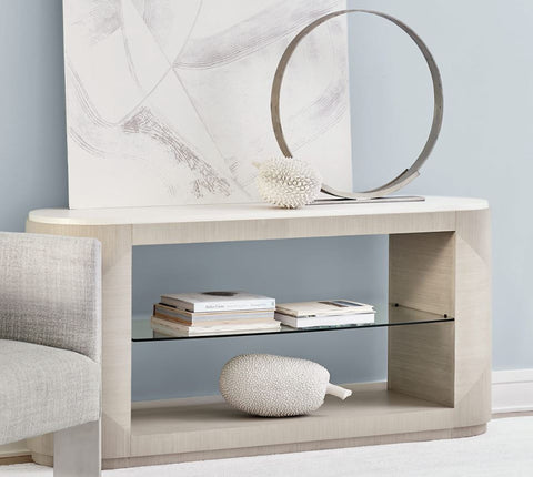 Axiom Console Table - Bernhardt Furniture