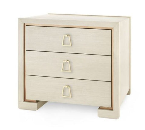 Blake 3-Drawer Side Table - Bungalow 5