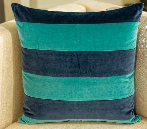 Giorgio Duo Stripe Pillow - Ryan Studio