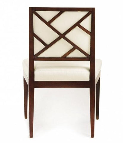 Rosenau Hannah Upholstered Back Side Chair - Bolier & Co.