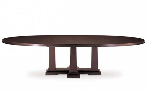 Domicile Pier Oval Dining Table - Bolier & Co.