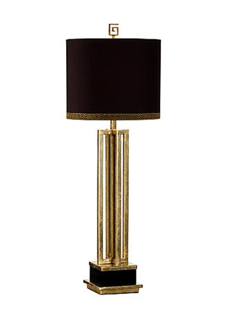 Brass Frames Lamp - Wildwood Lamps & Accents
