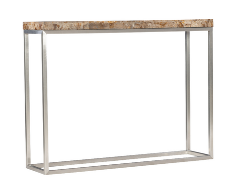 Pierre Brune Console Table - Bernhardt Interiors