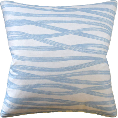 Brushstrokes Pillow - Ryan Studio
