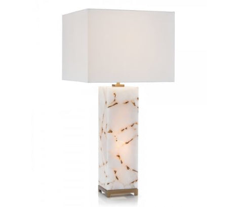 Calcite Table Lamp - John-Richard