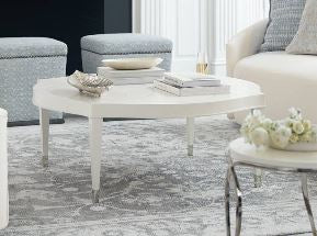 Calista Round Cocktail Table - Bernhardt Furniture