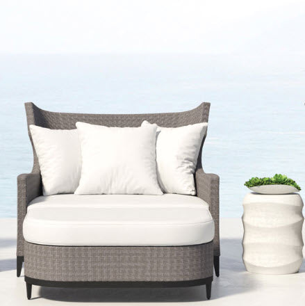 Captiva Chair 1/2 - Bernhardt Exteriors