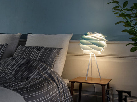 Carmina Mini Azur Table Lamp - Vita Lighting