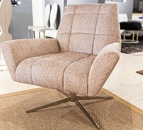 D'Angelo Swivel Chair - Bernhardt Furniture