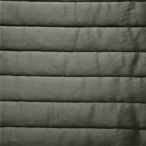 Metal Charmeuse Channel Quilt Sham - Ann Gish
