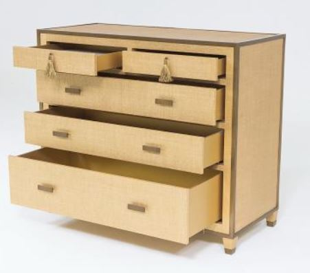 D'Oro Chest of Drawers - Global Views