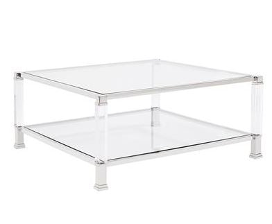 Clare Coffee Table - Howard Elliott