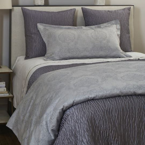 Cloud Duvet Set, Grey - Ann Gish