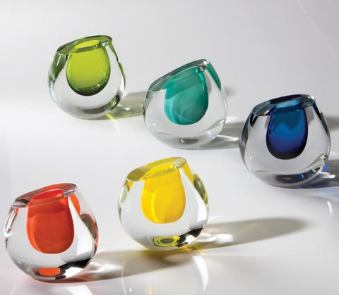 Color Drop Vases - Global Views