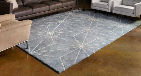 Constellation Area Rug - Creative Accents