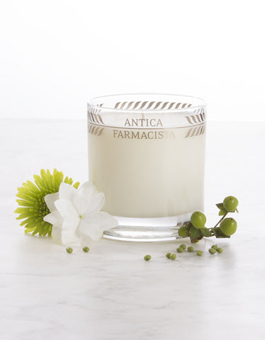 Coriander, Lotus & Cucumber Candle 9 oz - Antica Farmacista