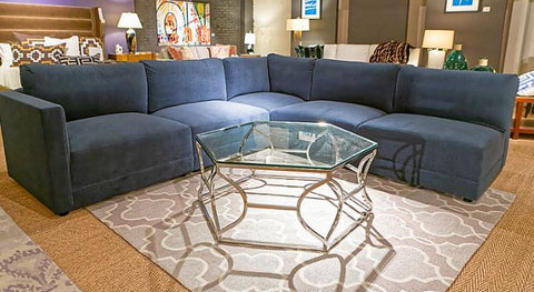 Orion Sectional - Bernhardt Furniture