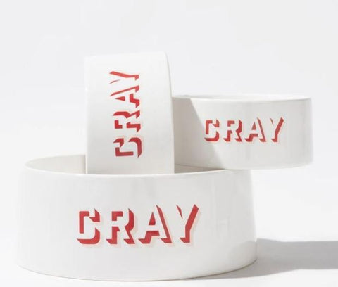 Cray Dog Bowl - Mr. Dog