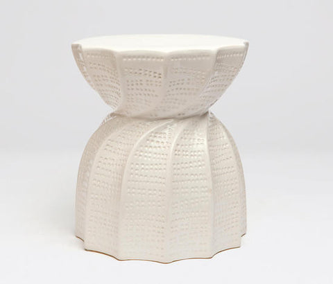 Bea Ceramic Stool - Made Goods