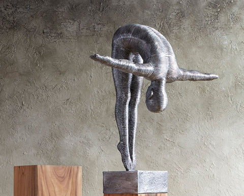 Diving Sculpture - Phillips Collection