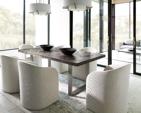 Draper Dining Table - Bernhardt Loft