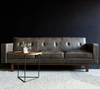Embassy Leather Sofa - Gus Modern