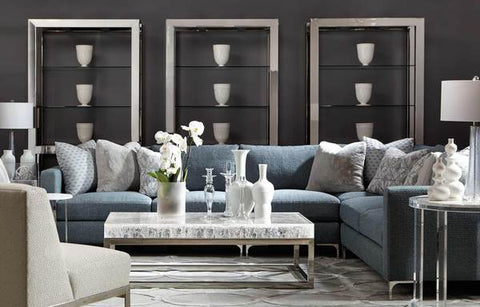 Eden Sectional Sofa - Bernhardt Interiors