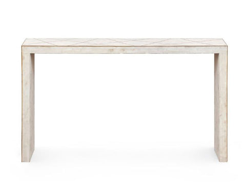 Elgin Console, White - Bungalow 5