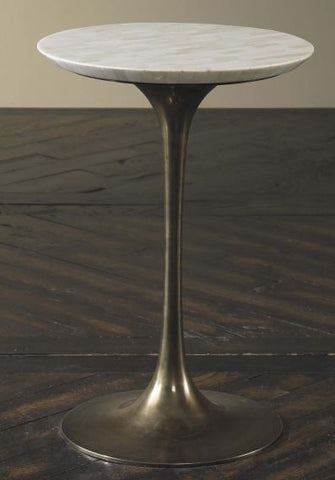 Fluted Side Table - Mr. Brown London