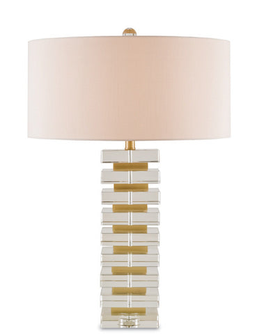 Falsetto Table Lamp - Currey & Company